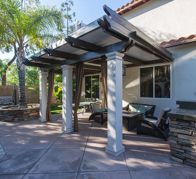 Choices For Elitewood Aluminum Patio Cover Colors